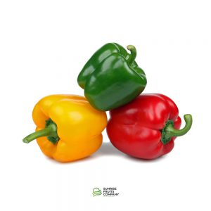 Productos Pimientos Peppers Sunrise Fruits Company