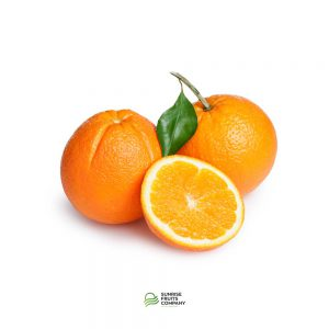 Productos Naranja Sunrise Fruits Company