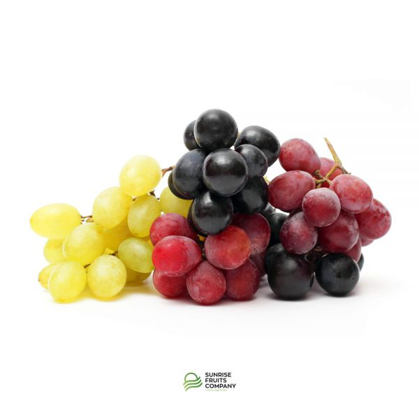 Productos Uva Grapes Sunrise Fruits Company