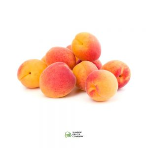 Productos Albaricoques Apricots Sunrise Fruits Company