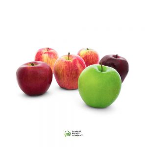Productos Manzanas Sunrise Fruits Company