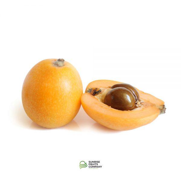 Productos Nispero Loquat Sunrise Fruits Company