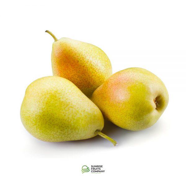 Productos Pera Pear Sunrise Fruits Company